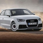 Audi A1 quattro testat de un dublu campion DTM (video)