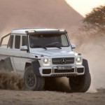 Mercedes confirma productia G63 AMG 6×6 (video)