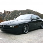 BMW Seria 8 Coupe, mandria bavarezilor in anii '90 (video)