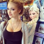 Real life Elsa from Frozen movie (Photo Gallery)