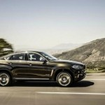 BMW X6 2015 lateral
