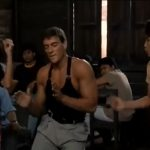 Van Damme dancing Bailando by Enrique Iglesias (VIDEO)