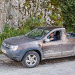 Dacia Duster Pickup final testing (Photos)