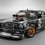 Gymkhana 7 Wild in the streets of LA – Asa ceva vezi doar in filme (VIDEO)